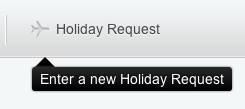 holiday request